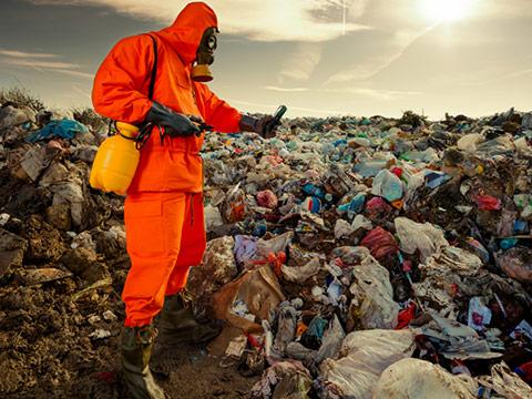 Wynajem (dzierżawa) nieruchomości, a nielegalne gromadzenie odpadów